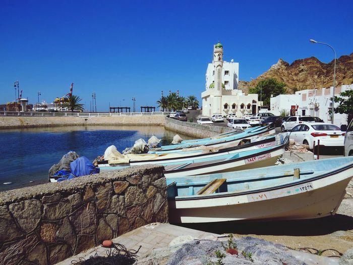 Muscat Muscat , Oman Oman Travel Photography EyeEm Gallery Eye4photography  Boats