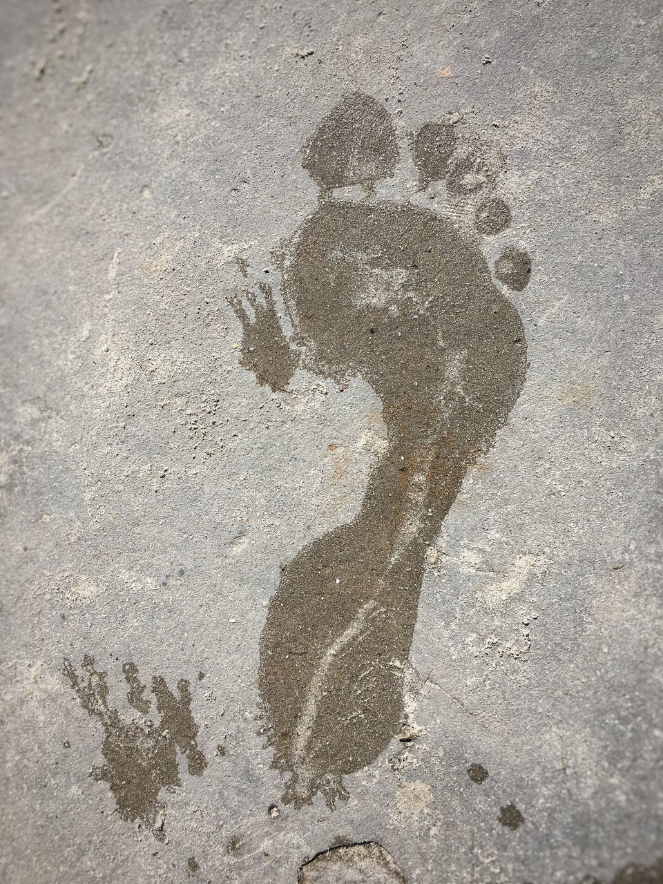 creativity, day, outdoors, human representation, sand, beach, no people, nature, close-up