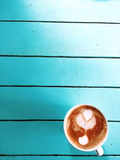 Artelatte Coffee - Drink Cappuccino Day Cludy Day Arte Latte Coffee Time First Eyeem Photo