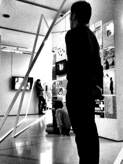 gallery at Berlin Metropolitan School Gallery