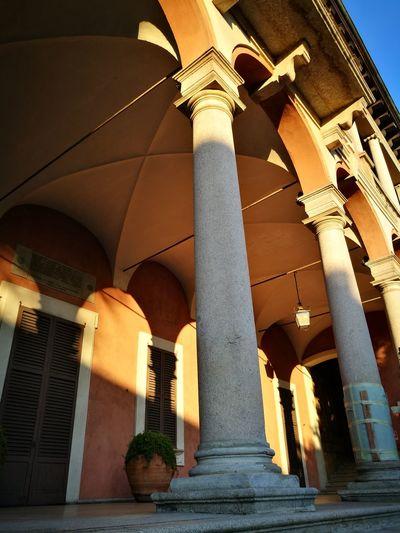 Taking Photos Cinisellobalsamo Villa Ghirlanda Architecture