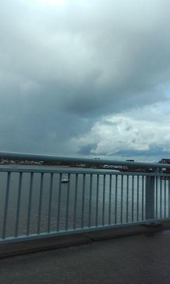 Wexford Ireland Road Travelling Bridge