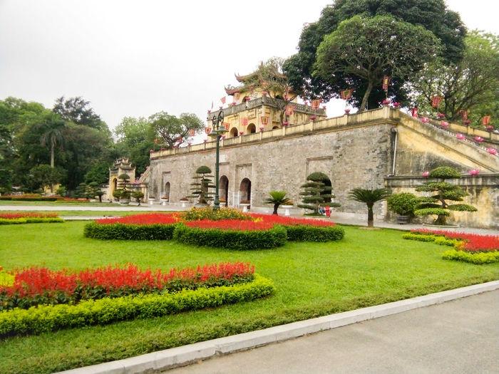 Imperial Citadel Imperial Citadel Of Hanoi