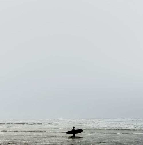 Surf Sea Water