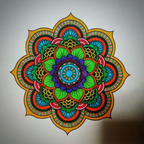 Trippy Mandala Art 🌀