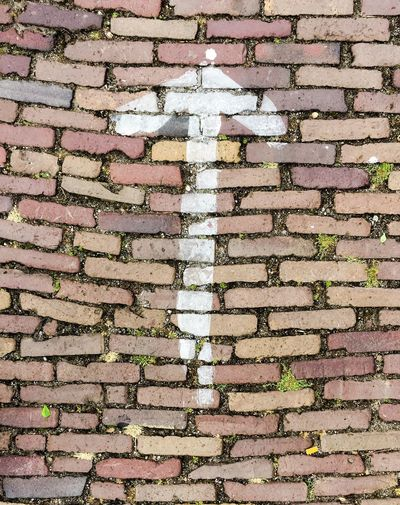 Typical dutch pavement with arrow Arrow Arrow Symbol Background Texture Backgrounds Dutch Netherlands Pattern Texture Textures And Surfaces Up