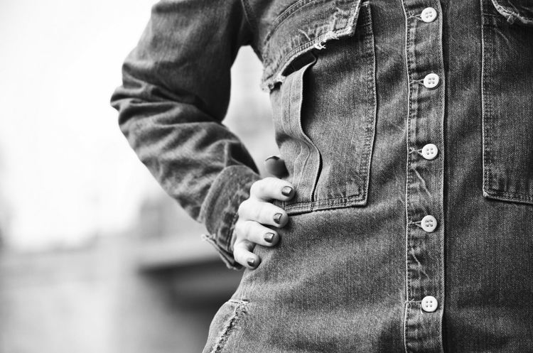 Jeans... Jeans Jean Button Up Button Brilliant Buttons Paris Paris ❤ France Enjoying Life Monochrome Bw_collection EyeEm Bnw Blackandwhite
