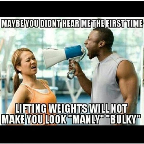 Lifting'Look Manly' this is an excuse from those Lazyer! Stayhealthy Positive Lovelife Noexcuse Noregret JustDoIt