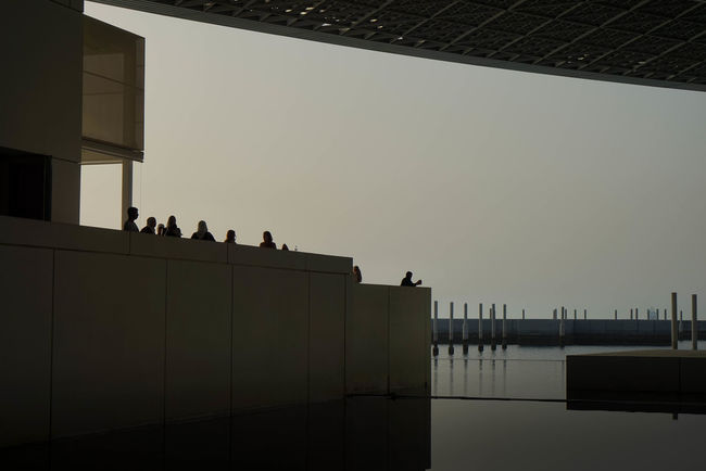 Abu Dhabi Architecture Louvre UAE Canopee Jean Nouvel Museum