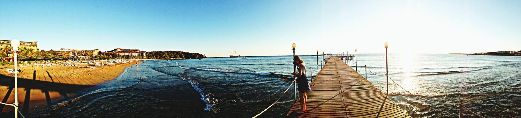 Sea Girl Pier Photos Sun