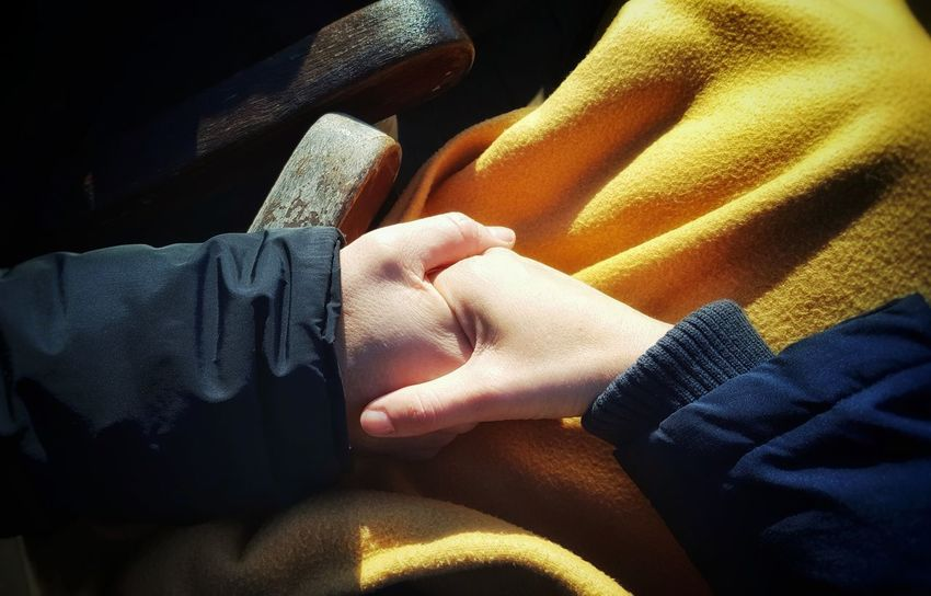 winter love Love Happiness Twoofus Peace Peaceful Winter Wintertime Blancket Holding Hands Holding On Partner Human Body Part Human Hand Two People Adult Togetherness People Close-up Real People Bonding Day