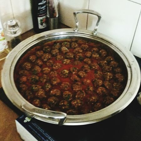 Make It Yourself home made kefta mkaouara Moroccan What's For Dinner? Thursday