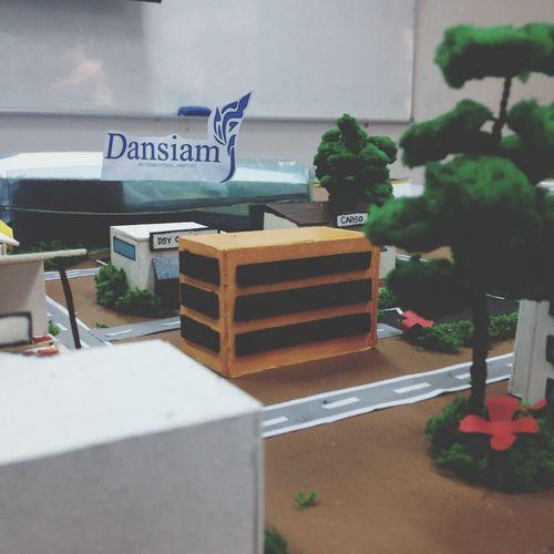Airport Model Dansiamairport Presentation