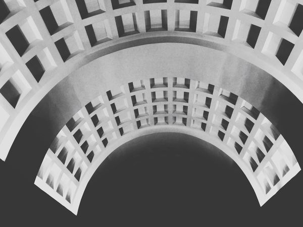 The Architect - 2016 EyeEm Awards IPhoneography Shootermag Architecture Black And White Black & White Black And White Studies Iphone6plus Showcase May