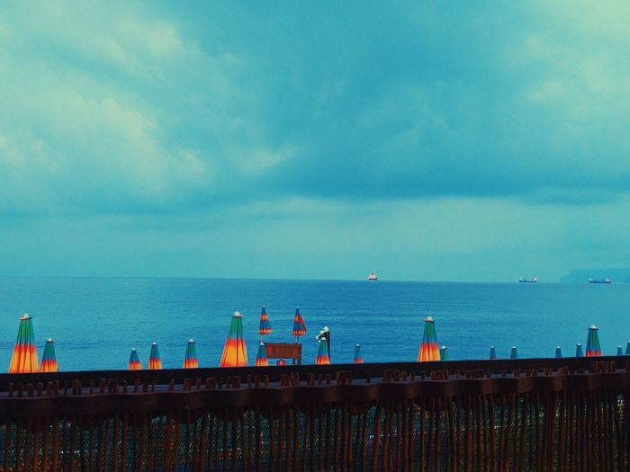 Horizon Over Water Sea Albisola First Eyeem Photo