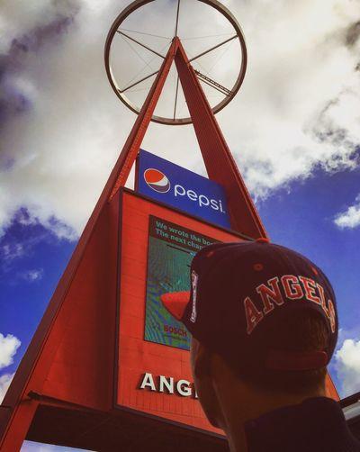 Los Angeles, California LosAngelesBaseball Angels Baseball Angels Baseball MLB Photography Anaheim