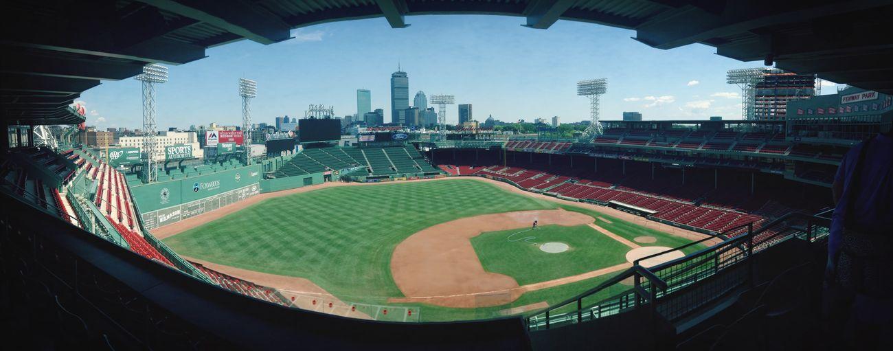 Fenway Park! Boston Baseball