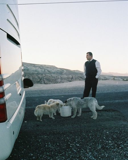 Turkey My Favorite Photo thankyou driver charlayan & michiko  2006/12 Feel The Journey NEGAFILM Kappadokia