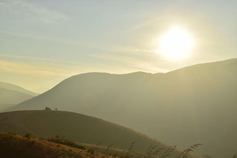Sunrise at Idukki Sunrise Colors