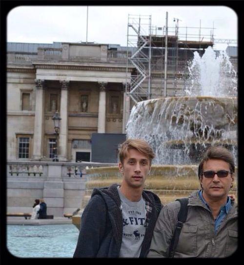 London Me&MyFather Youarethebestpartofme ?