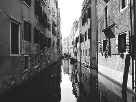 🇮🇹 Architecture Canal Built Structure Water Residential Structure No People Diminishing Perspective Residential District Venice City Life Bnw_landscapes Monochrome Photography Architecture Bnw_architecture Blackandwhite Black & White Venezia Melancholic Landscapes Urban Landscape Tranquility Bridge - Man Made Structure Tranquil Scene Water Reflections 🇮🇹♥👌 Urban Decay