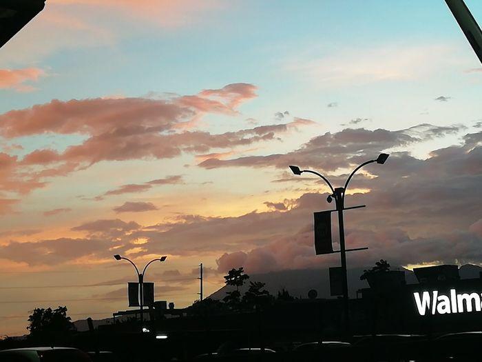 Atardeceres chapines Sky Cloud - Sky