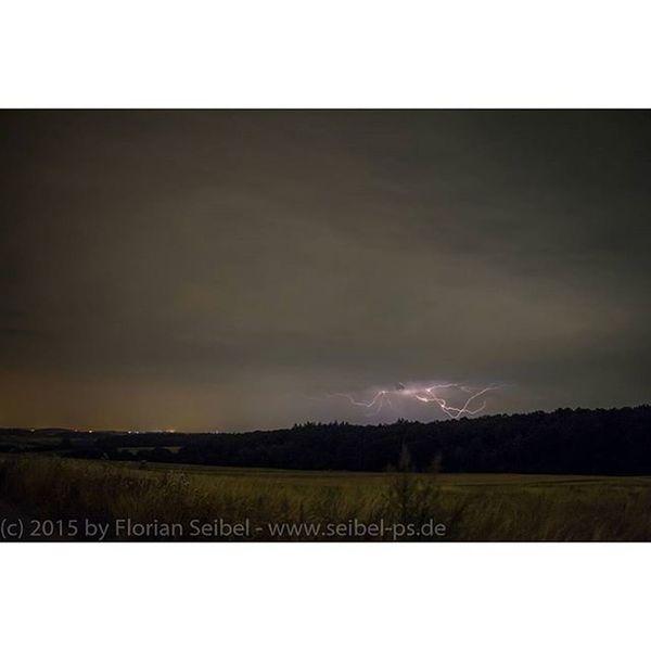 Some lightning Lightning Thunderstorm Night Blitz Blitze Gewitter Pfalz Pirmasens Höheischweiler