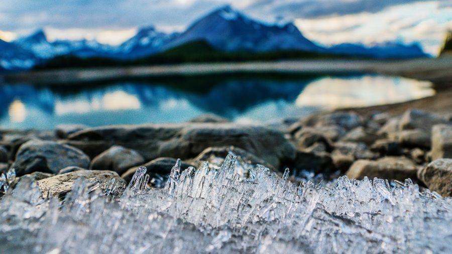 Lower Kanaskis Lake First Eyeem Photo