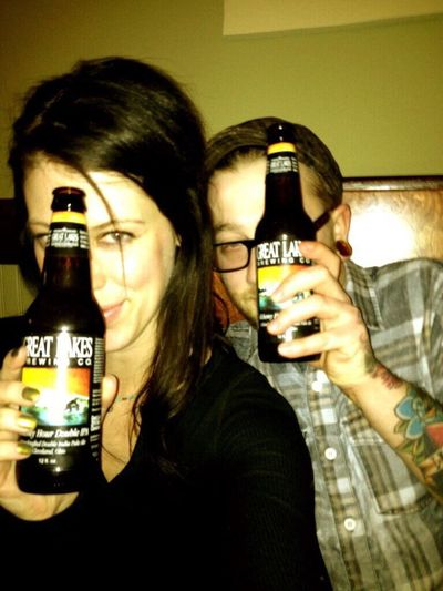 Alchemy Hour Microbrew Beer Drink Akron Friends 😚 Having Fun