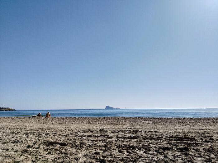 Water Sea Beach Clear Sky Sand Blue Summer Sand Dune Sunny Sky