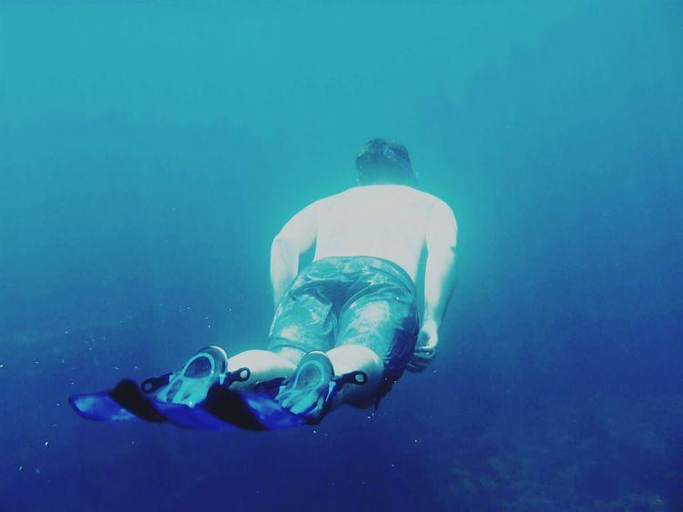 Malta2014 Blue Lagoon Snorkelling
