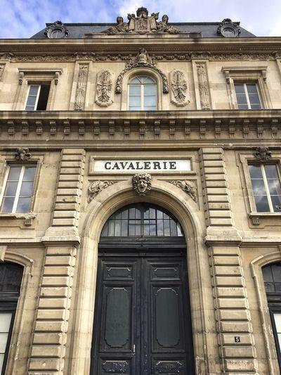 Cavalerie #Paris