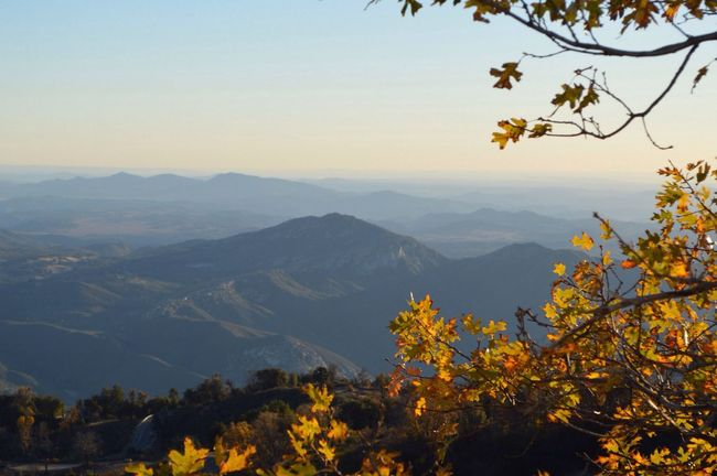 View from the mountain Palomar Nature Mountains Tadaa Community