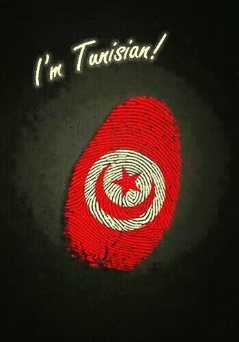 Tunisian Flag Tunisia Tunis Flag I'm Tunisian ♡♥ !