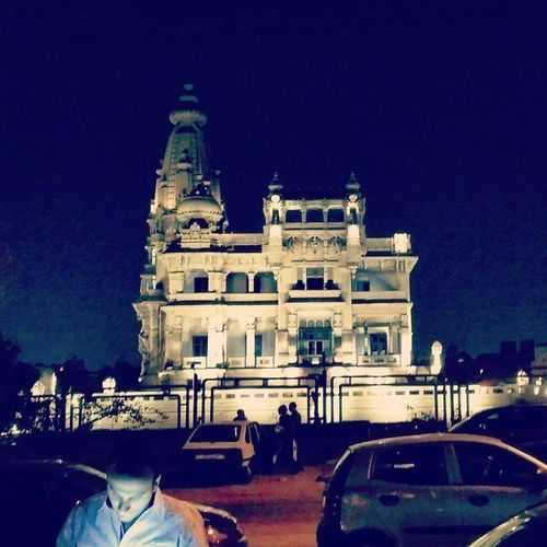 Baron_palace Night View Cairo Egypt