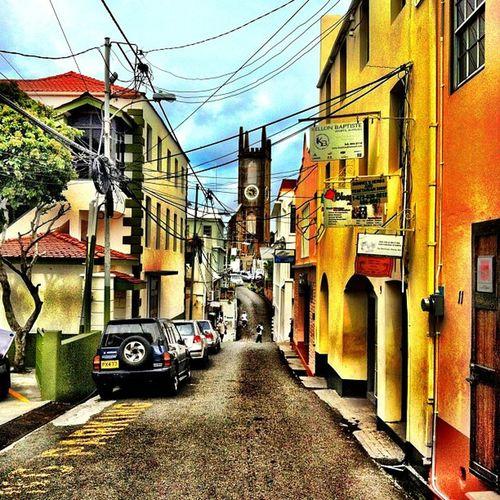 Bestofmycity_2see All_shots Ourbestshots Grenada HDR WestIndies Caribbean Steeple Instapretty Islandlivity Ig_captures Islandlife