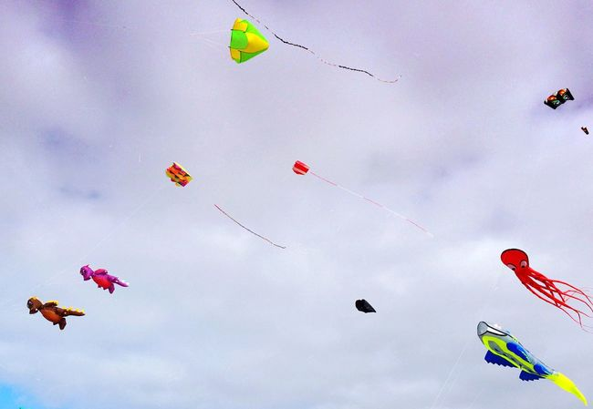 Loved these kites ! Open Edit Small And Swift Living Bold Minimalism Getting Inspired Inspiration Capturing Freedom Colors Better Together My Hobby Things I Like Landscapes With WhiteWall The Essence Of Summer Colour Of Life Lieblingsteil EyeEm Diversity Mix Yourself A Good Time