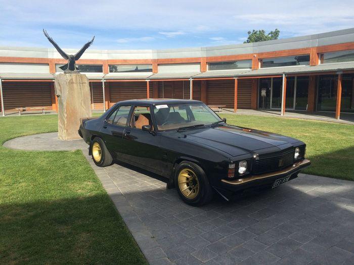 Vehicle Holden Monaro Sculpture Car Sky Vintage Car