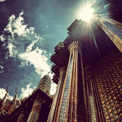 Grand Palace. Thailand
