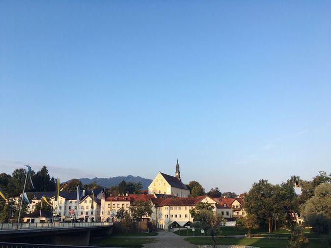 Bad Tölz Bavarian City Bavaria Travel Destinations