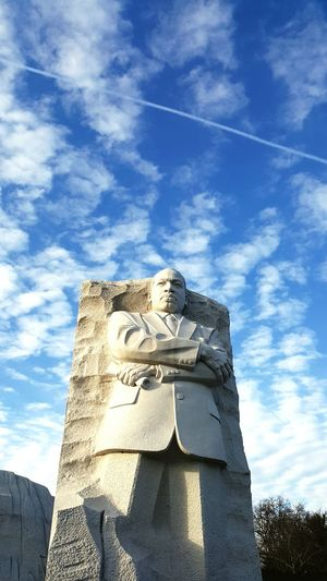 Outdoors Stand Out From The Crowd Stand For Purpose MLK Memorial