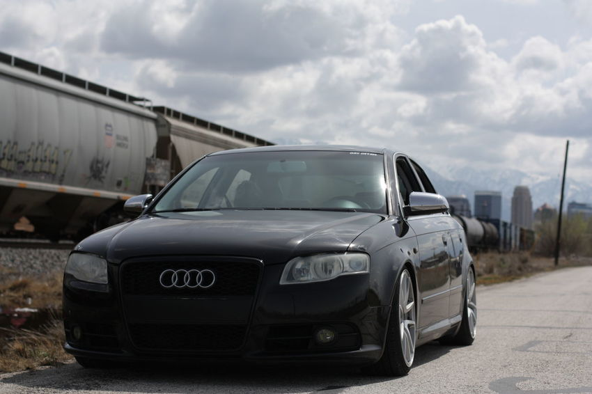 Audi Audi A4 Quattro Lowdaily Audilove German Engineering Low_restriction Audib7 Audia4 Static Salt Lake City Utah