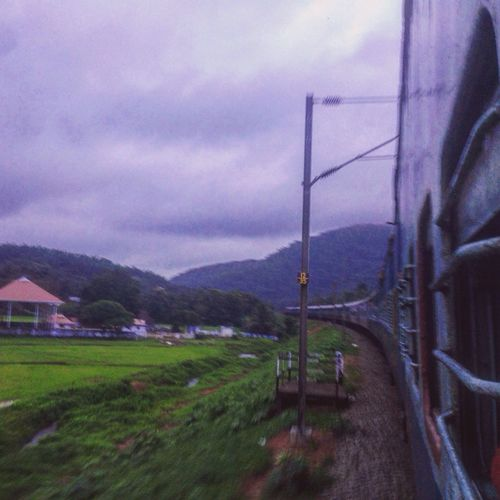 The Magic Mission Kerala train magicview First Eyeem Photo