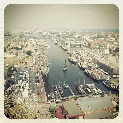 Aussichtsplattform AtlanticHotel HafenfestWoche BHV