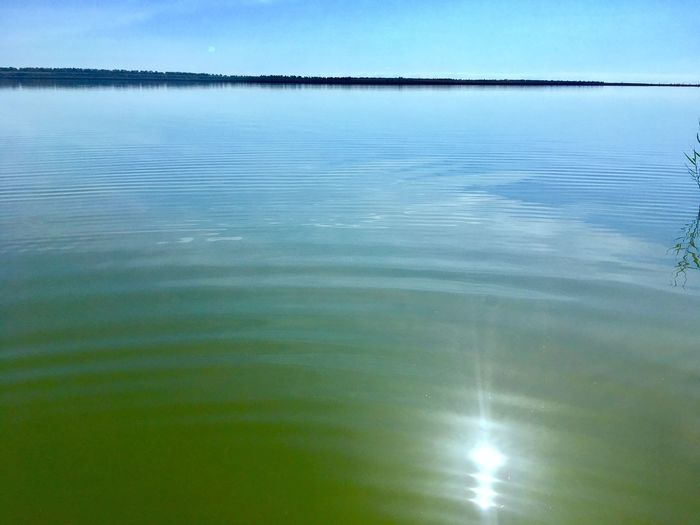 Sky Water Nature Scenics - Nature Sea Beauty In Nature No People Day Horizon Horizon Over Water Reflection Outdoors Tranquility Tranquil Scene Land Blue Idyllic Environment Transparent