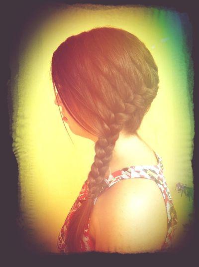 peinado chachi Hair Hairstyles Longhair Portrait