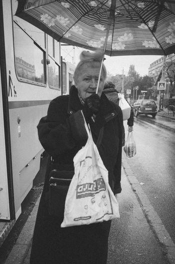 City Life Rainy Days Blackandwhite Monochrome Streetphotography