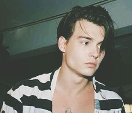 Johnny Depp Love Love ♥ Cry Baby #perfeição
