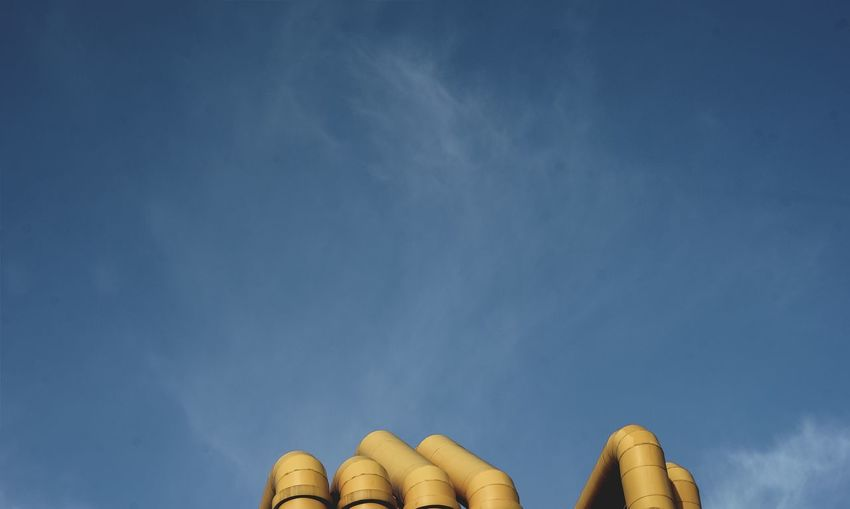 Building against sky