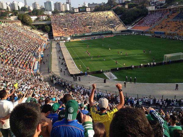 Palmeiras x São Paulo, Brazil national championship Football Stadium Football Watching Football